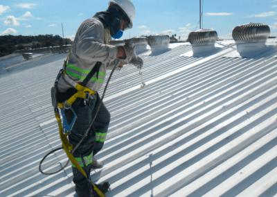 impermeabilização de telhados