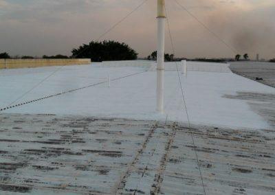 Impermeabilização de Telhados Industriais SuperShield
