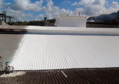 isolante térmico telhado