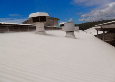 isolamento térmico telhado