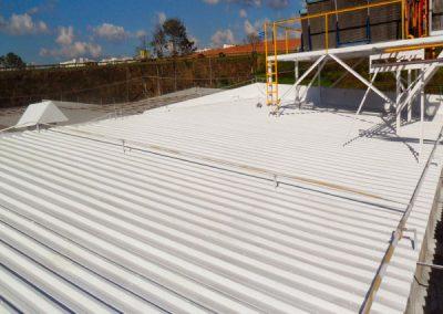 revestimento refletivo telhado