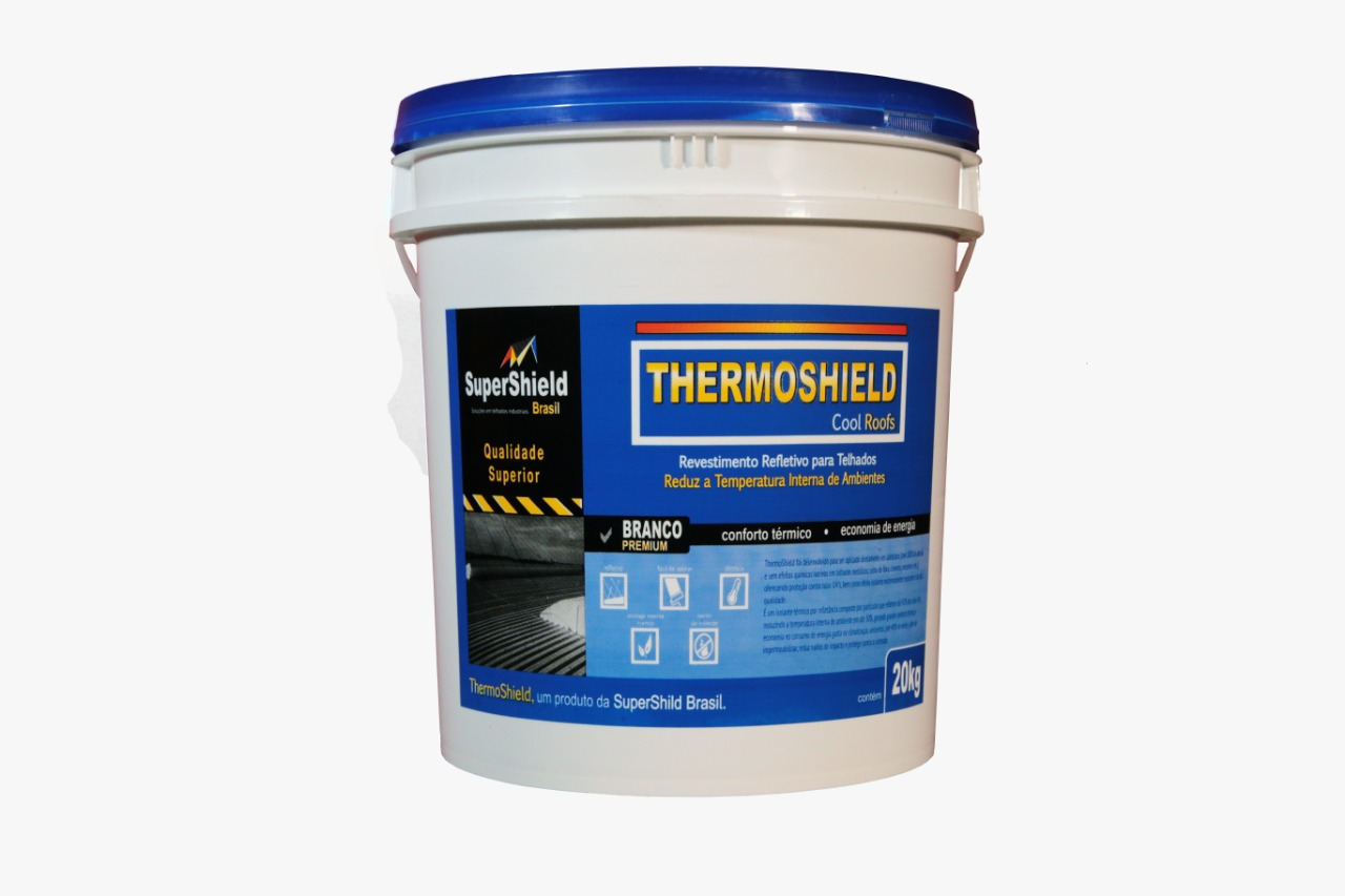Thermoshield Cool Roofs – Branco