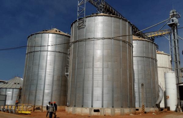 impermeabilização de silos
